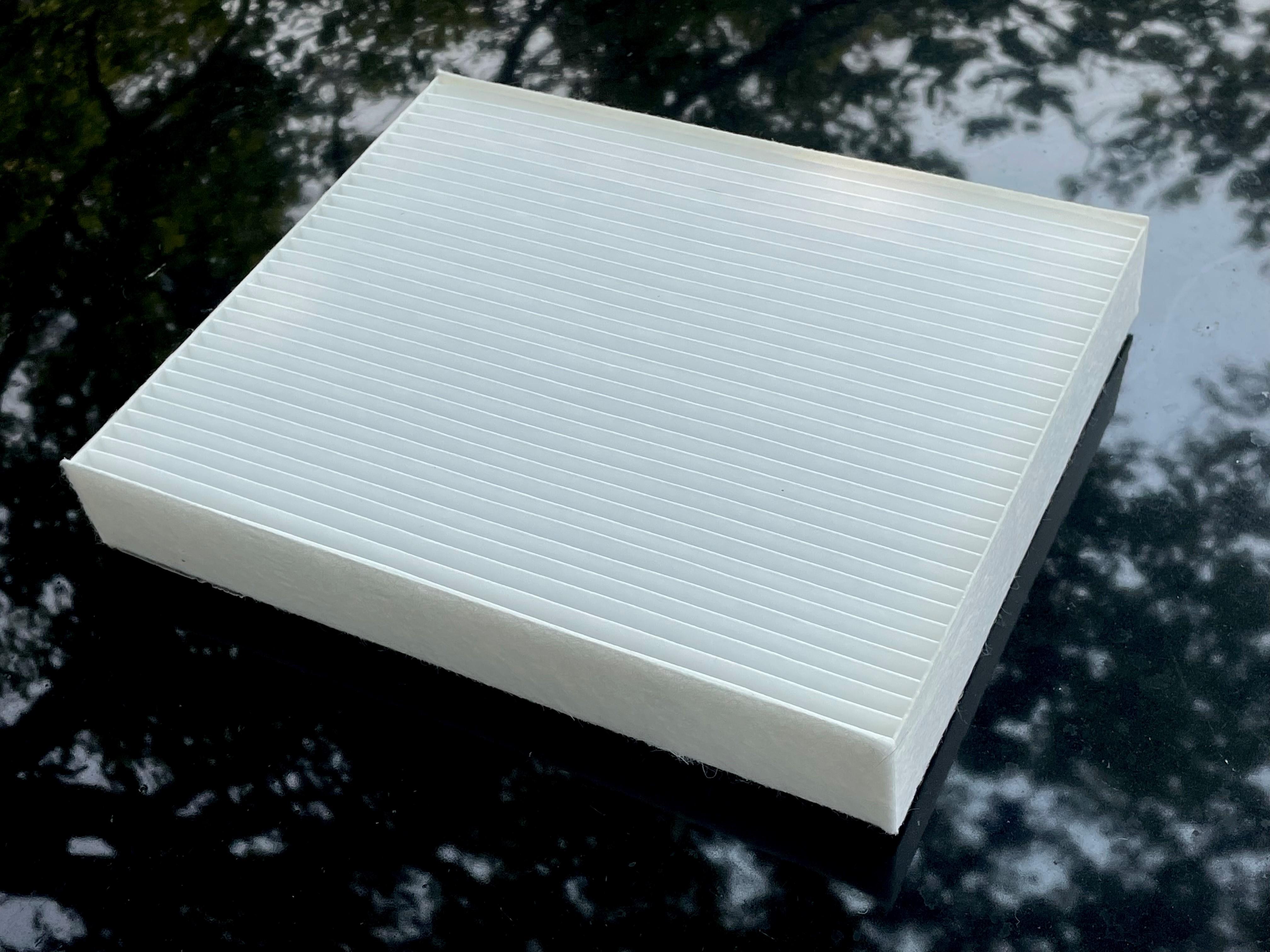 Nuevo filtro de aire Ford Refresh95. / Foto: Cortesía Ford.