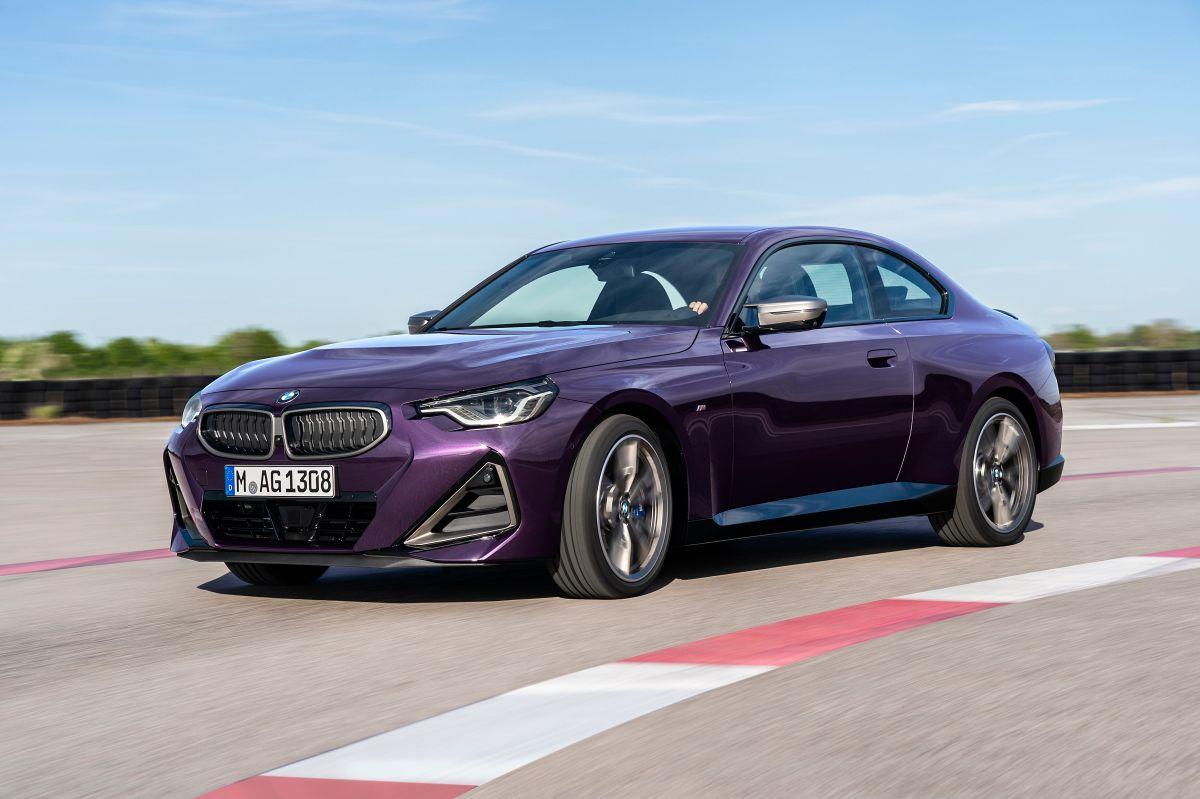 BMW-2 Series 2021