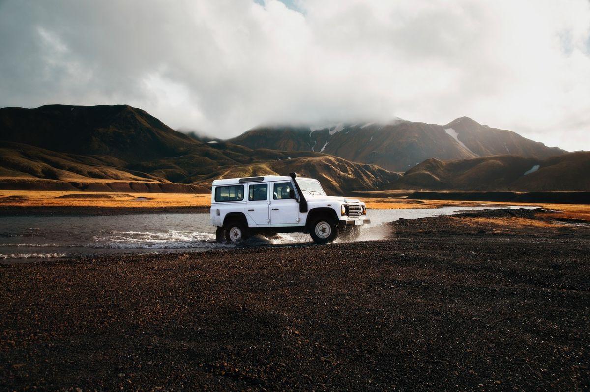Los vehículos que pueden permanecer bajo el agua por unos minutos deben cumplir con ciertas características especiales.