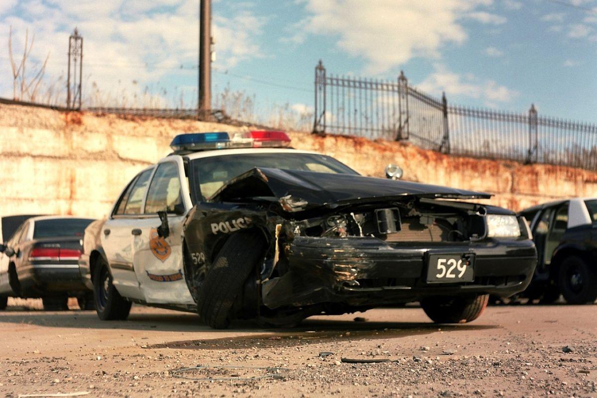 Las fuerzas policiales están entrenadas para tratar de causar el menor daño posible en caso de tener que realizar un choque a un fugitivo.