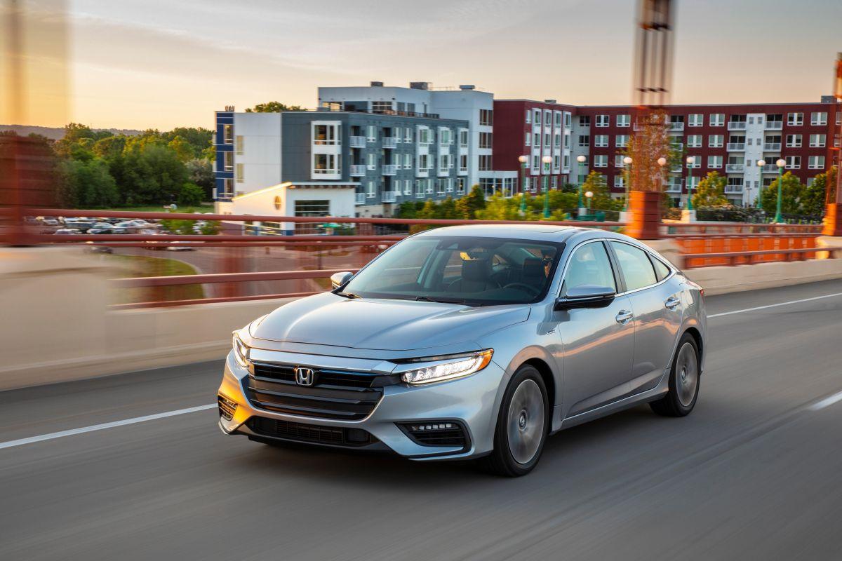 Honda Insight Hybrid 2021
