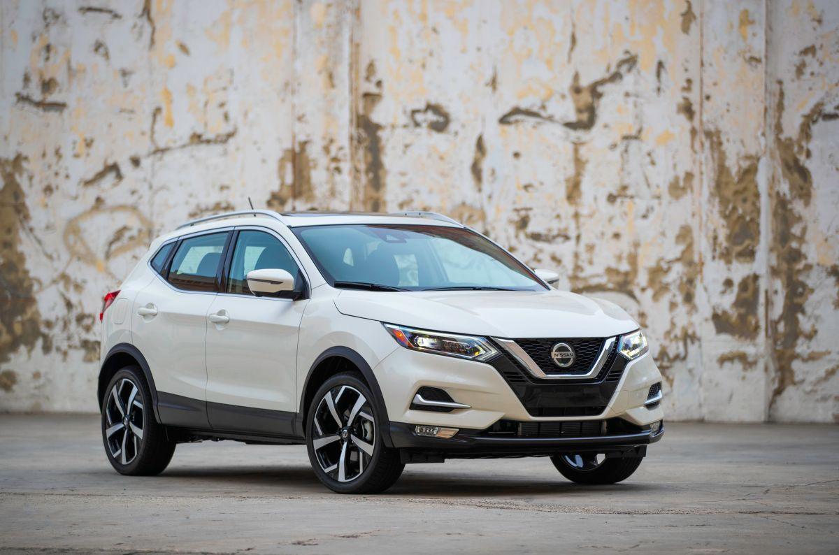 El motor del  Nissan Rogue 2021  es de tipo V4. / Foto: Cortesía de Nissan Official US Newsroom.