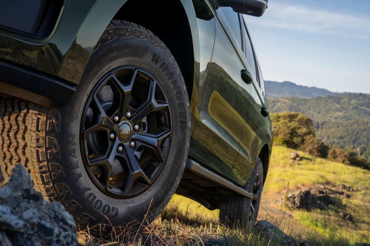 Ford Expedition Timberline 2022