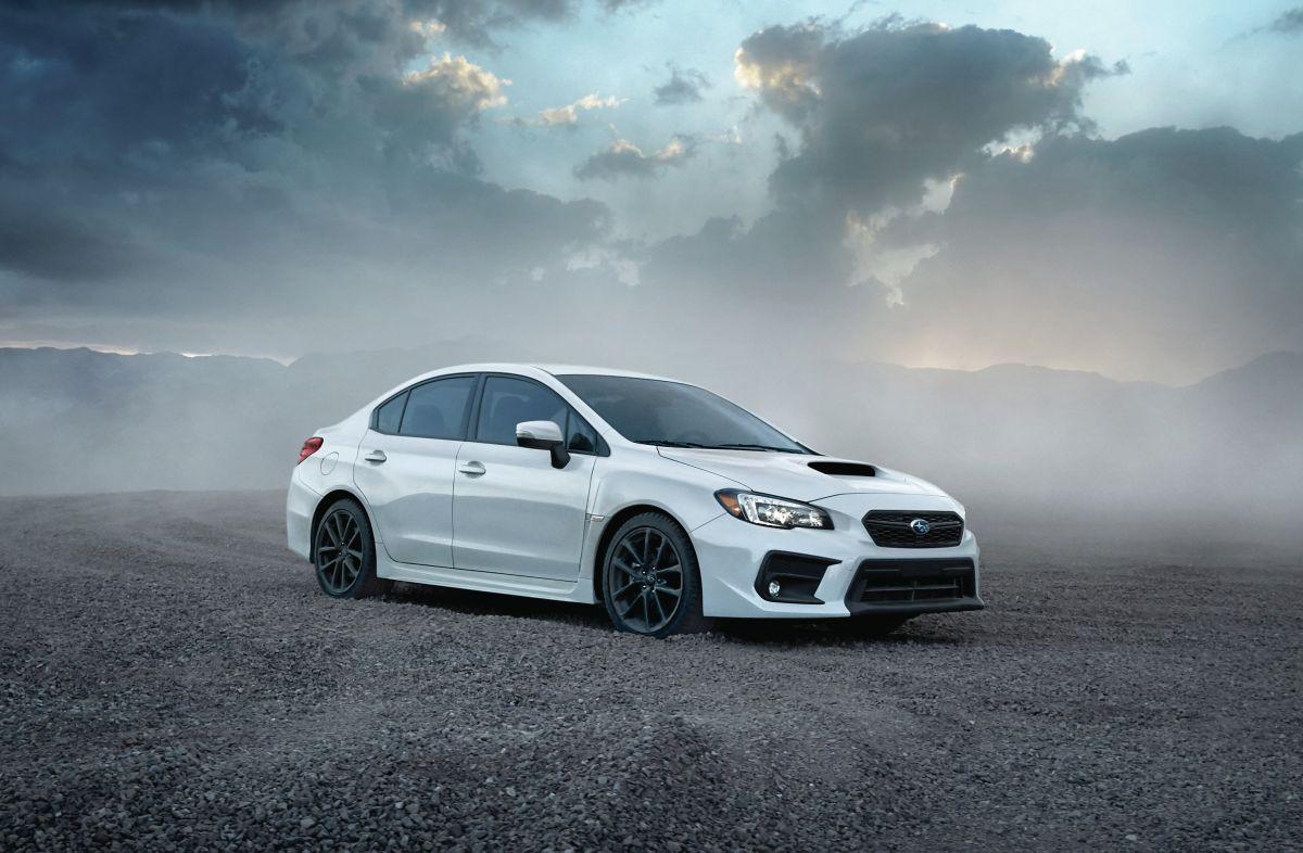 La tracción del Subaru WRX 2021 está distribuida entre todas sus ruedas.