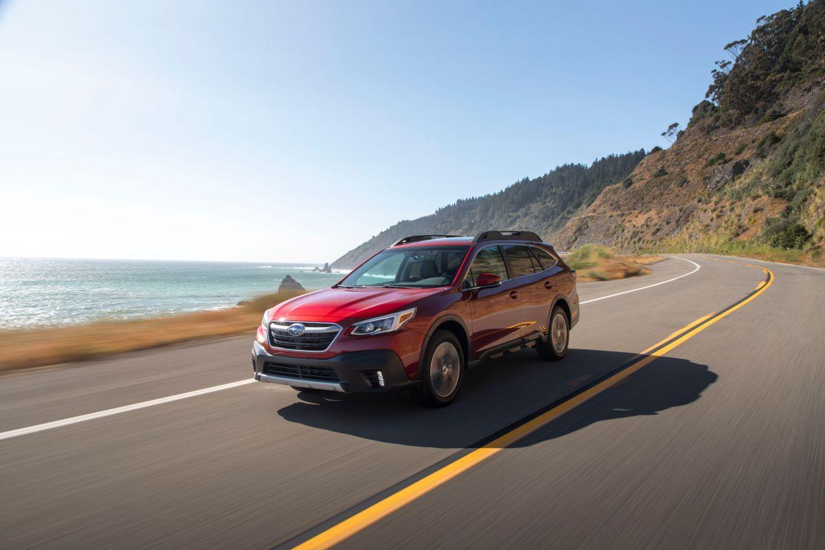 Subaru Outback 2022