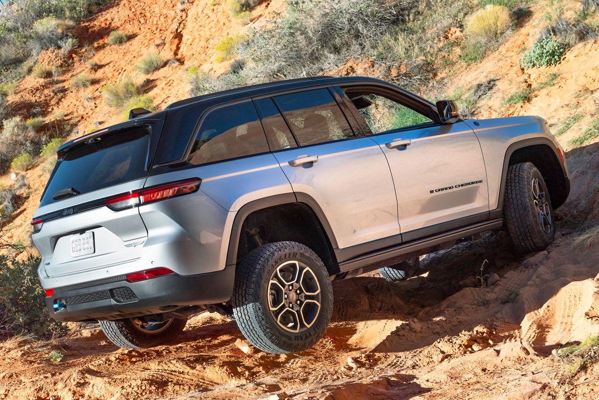 Jeep Grand Cherokee Trailhawk 4xe 2022