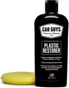 Car Guys Plastic