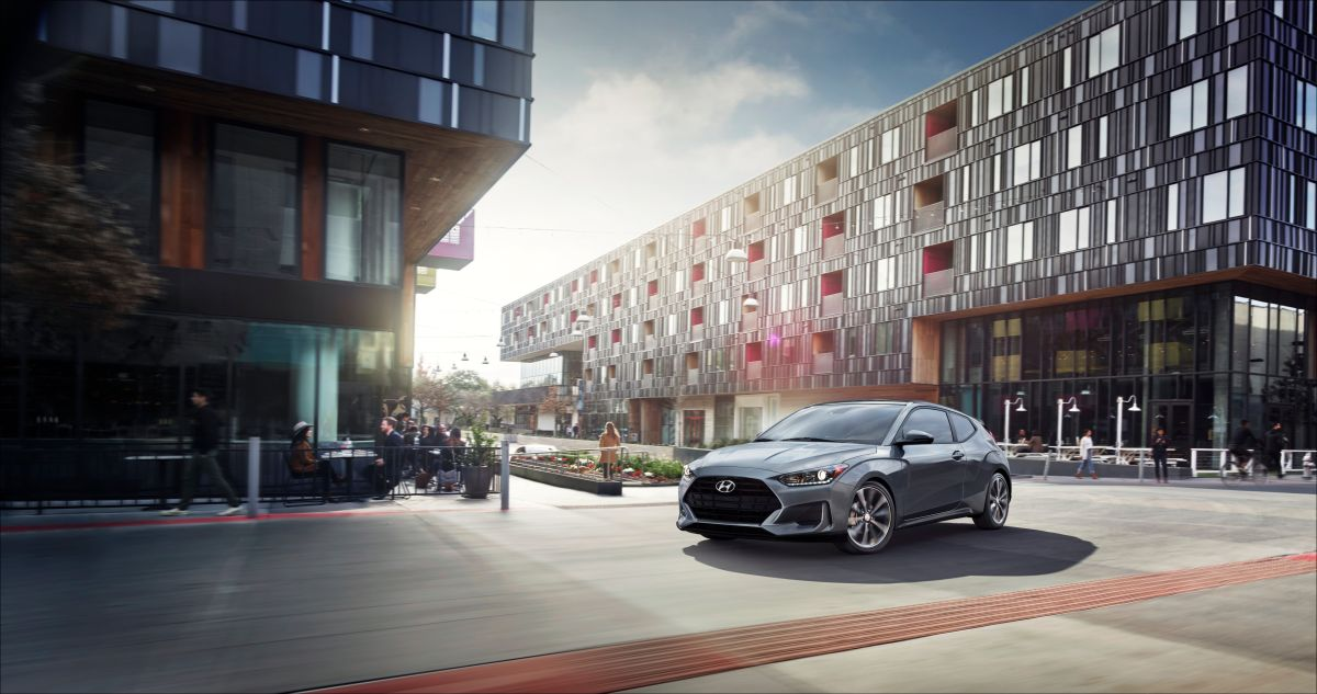 El Hyundai Veloster 2021 es uno de los autos más económicos del año.