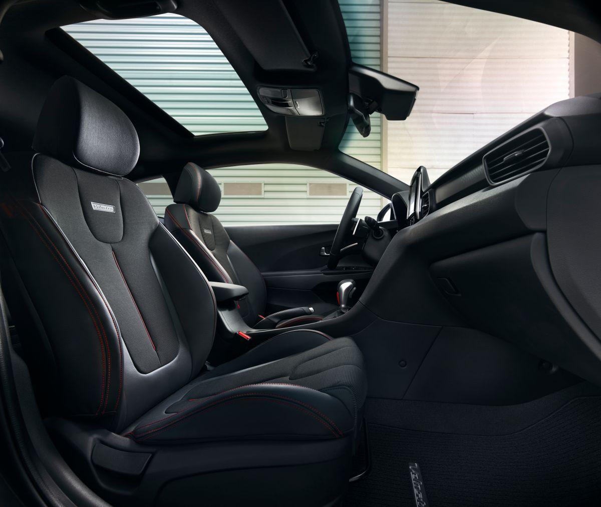 Hyundai Veloster 2021