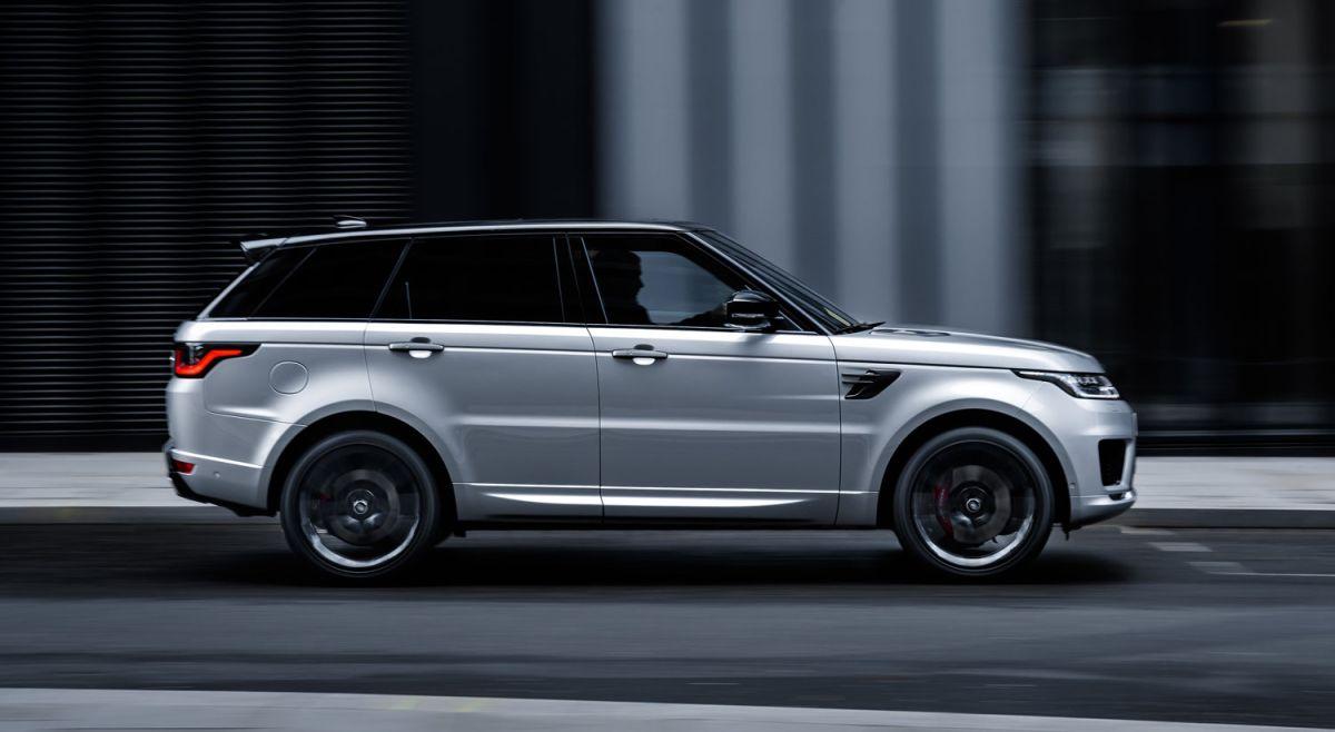 Ranger Rover Sport. / Foto: Cortesía Land Rover.