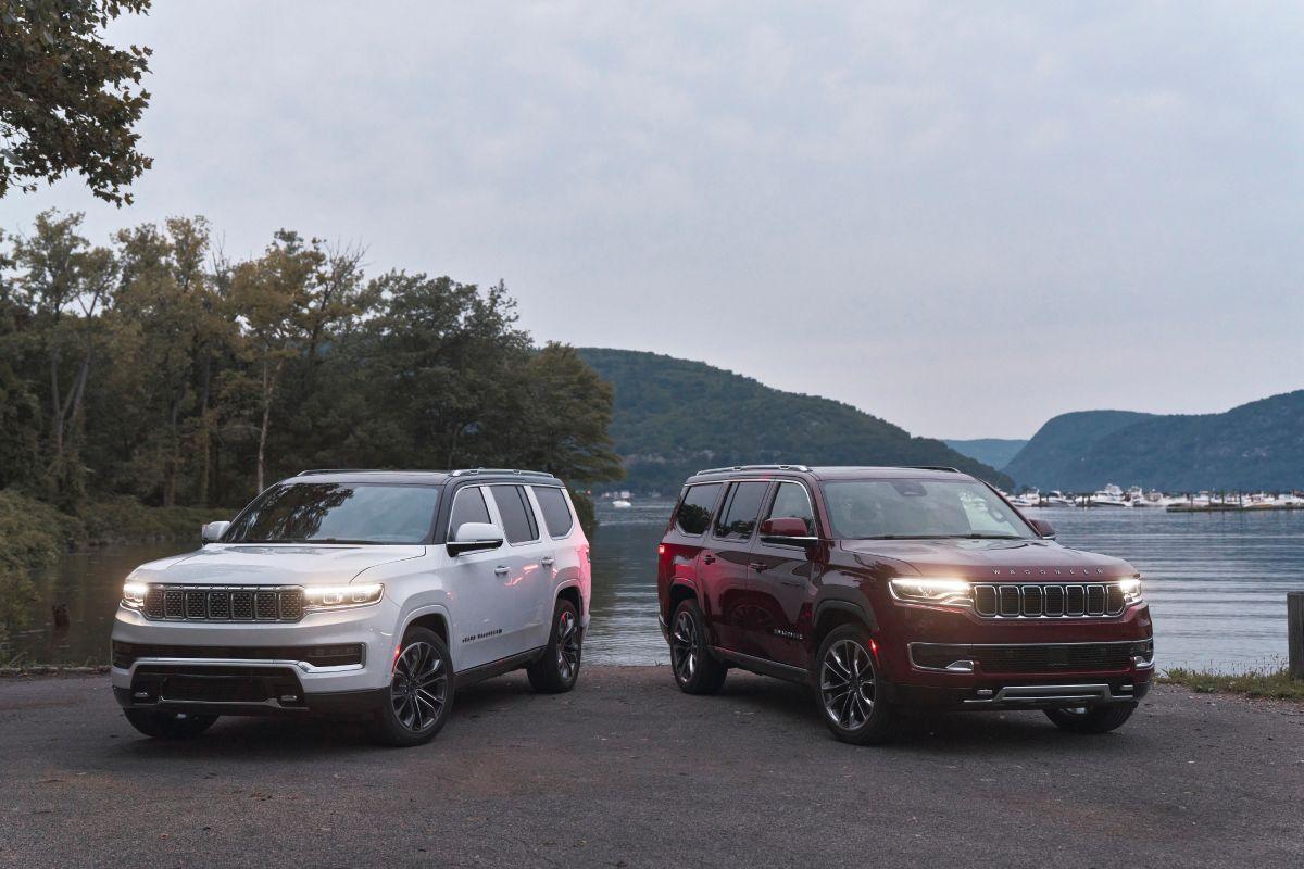 El motor del Jeep Grand Wagoneer 2022 es de tipo V8.