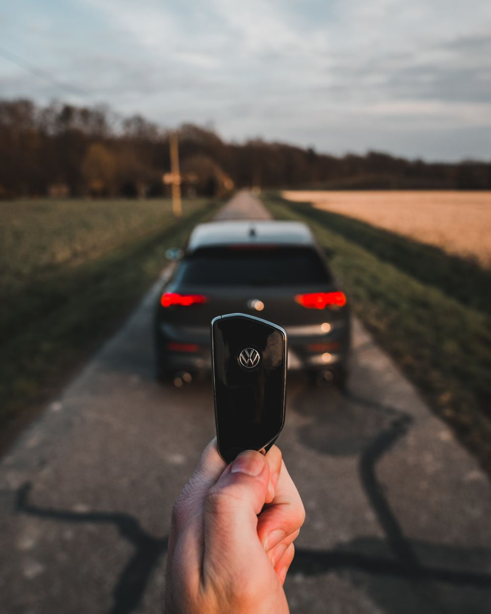 Llave de auto de presencia / Foto: Unsplash