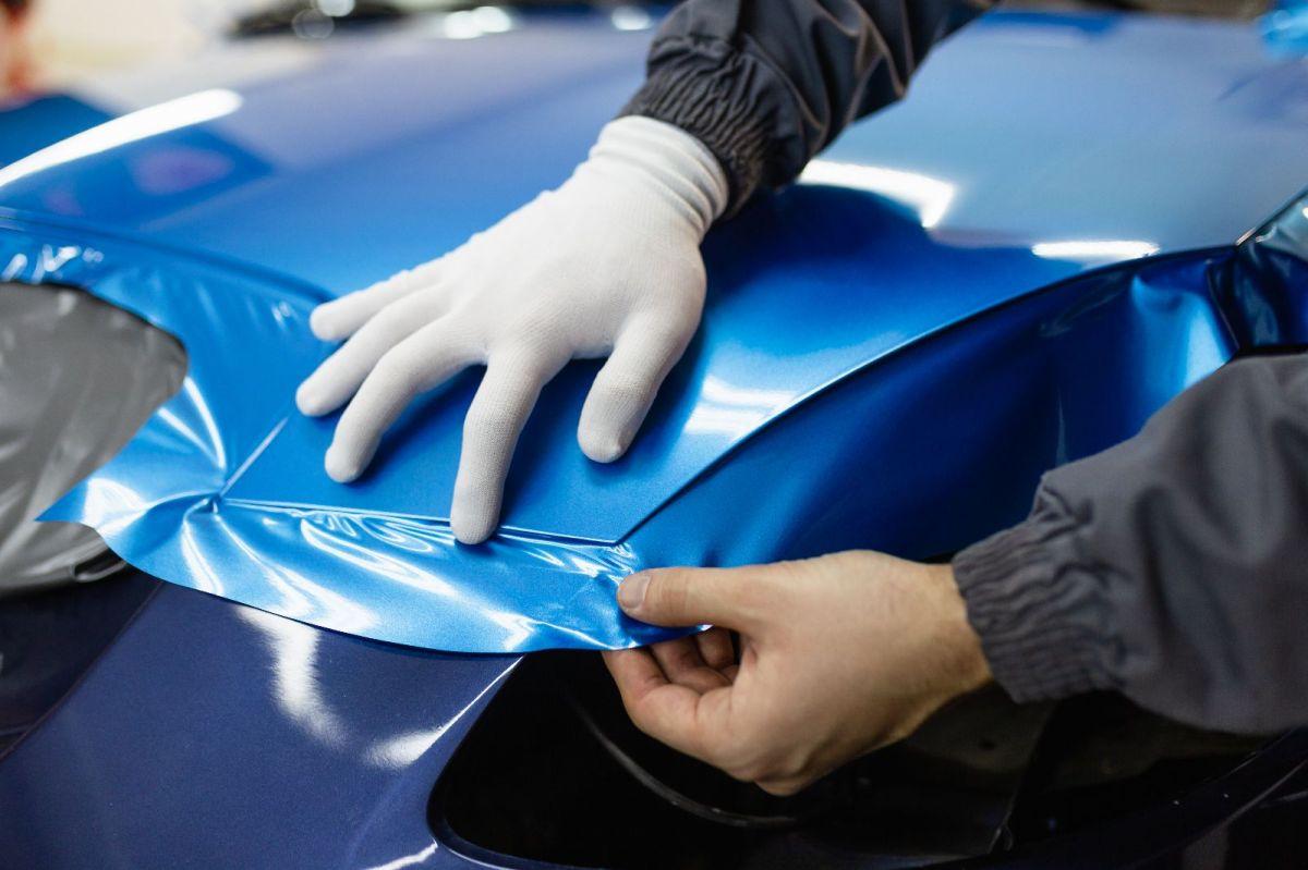 Wrap de autos / Foto: Shutterstock