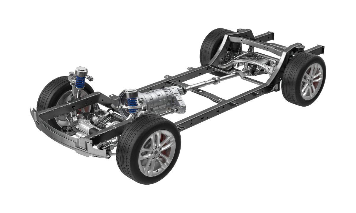 El Chasis de los autos puede estar fabricado por diferentes materiales, todo depende para qué se vaya a usar.