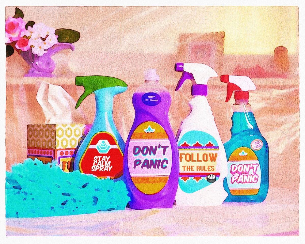 No todos los productos de limpieza son lo que prometen.