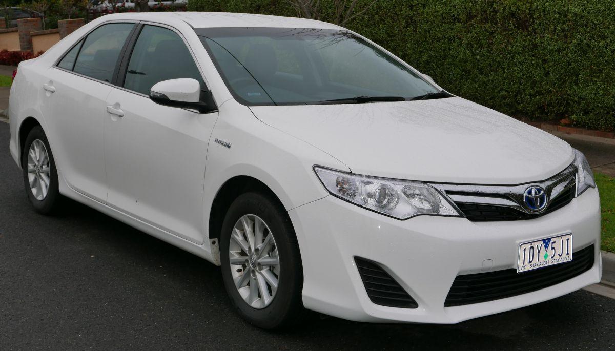 Toyota Camry 2015.
