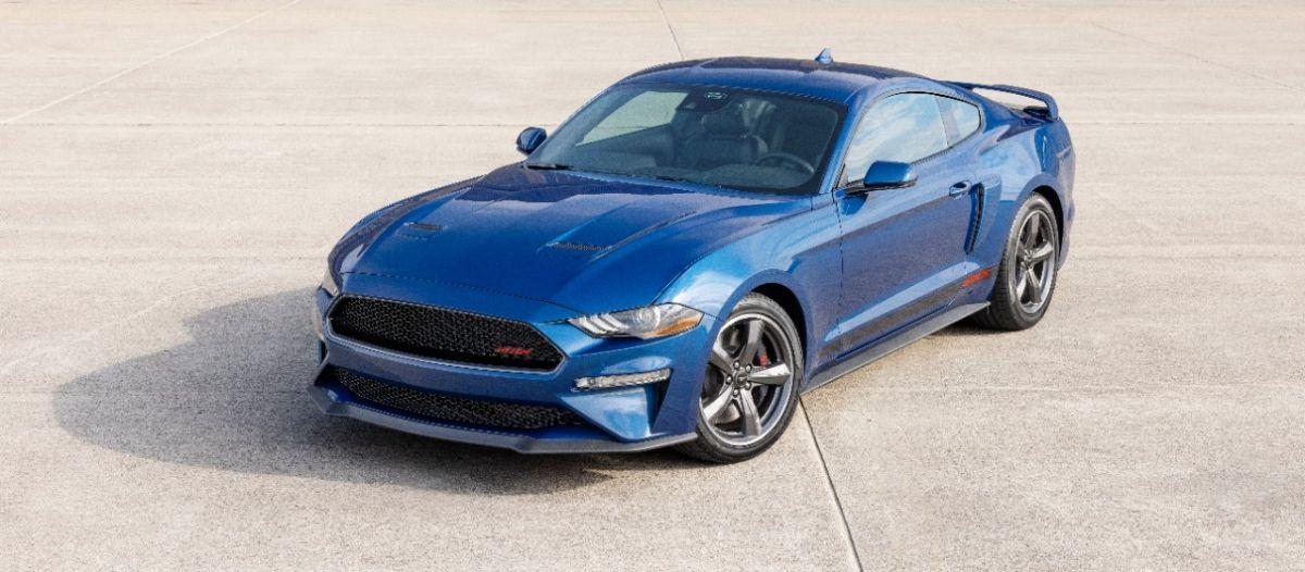 Conoce el nuevo Ford Mustang GT California Special 2022