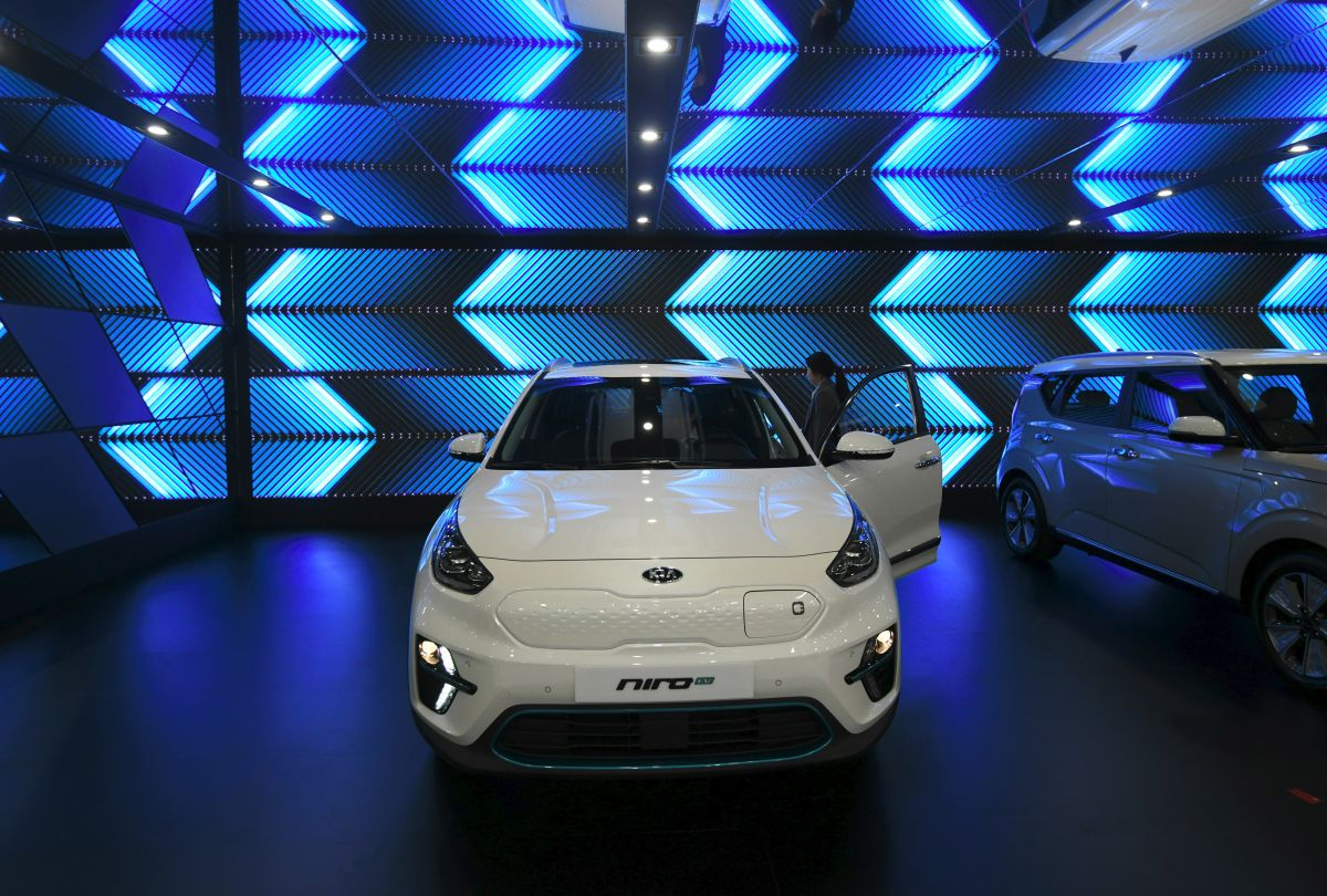 Nissan Leaf Plus 2021