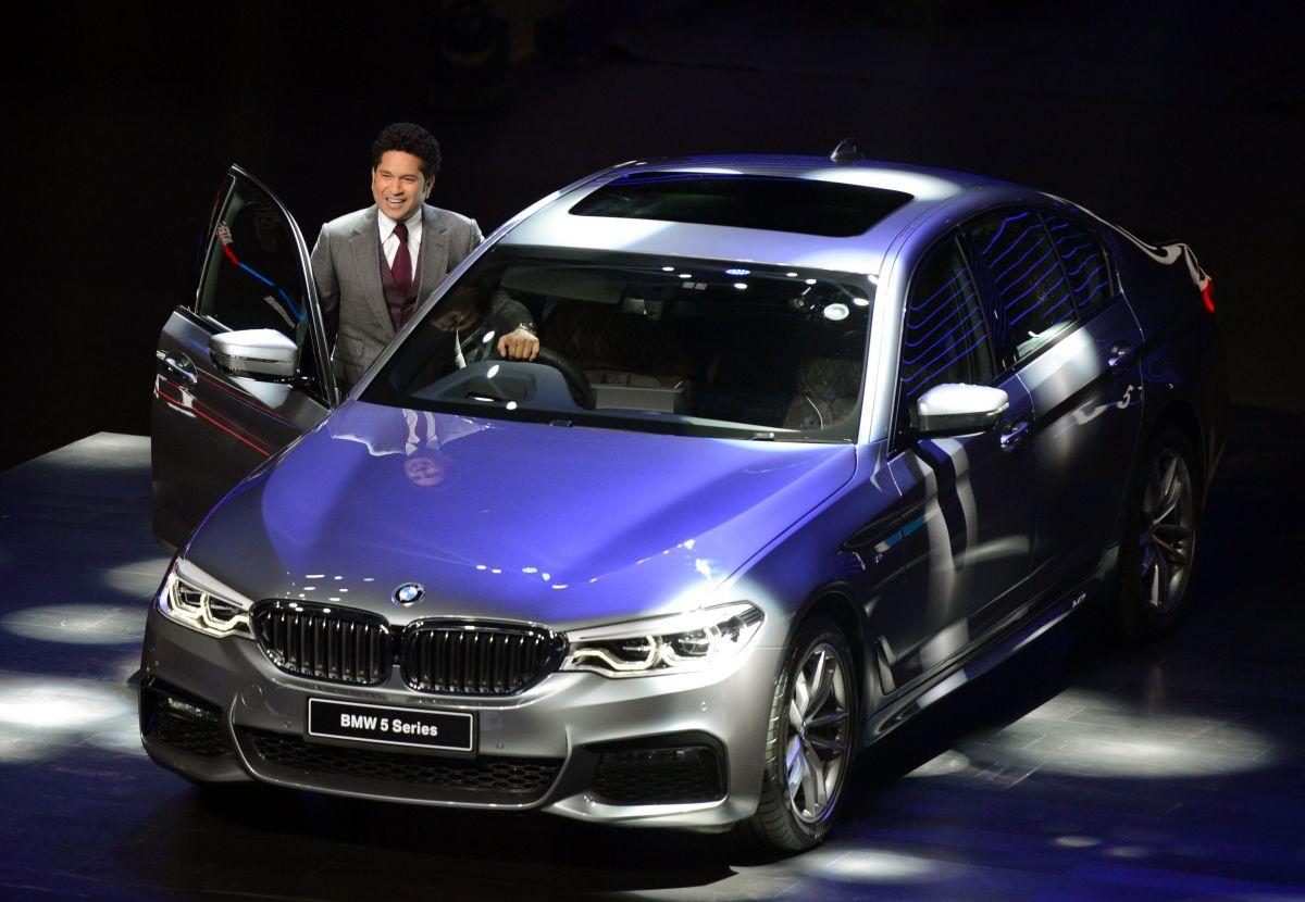 BMW Series 5 2021