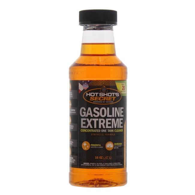 Hot Shot's Secret Gasoline Extreme