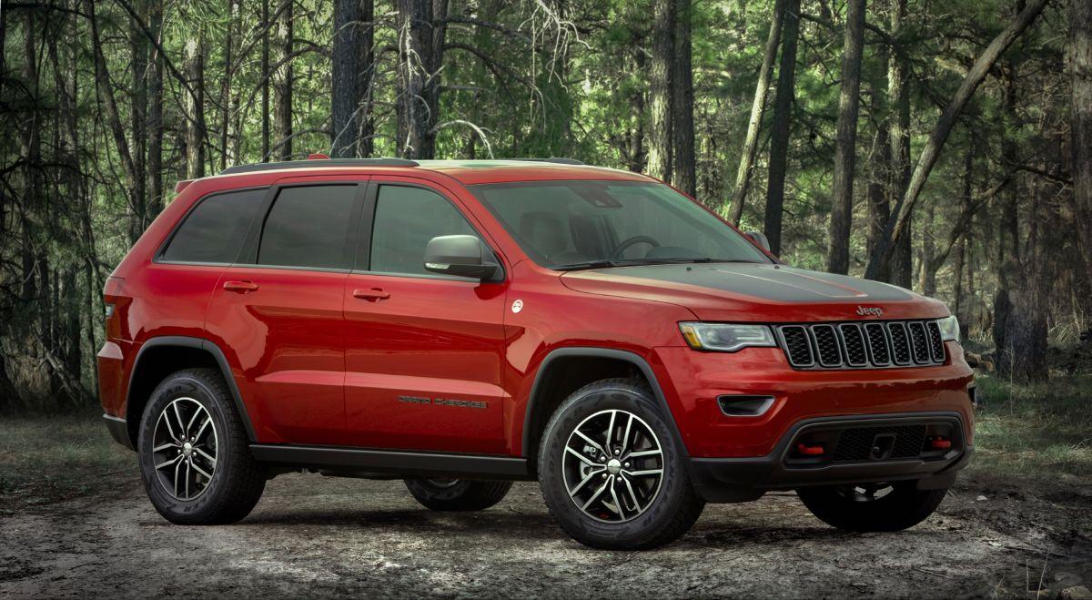 2021 Jeep® Grand Cherokee Trailhawk