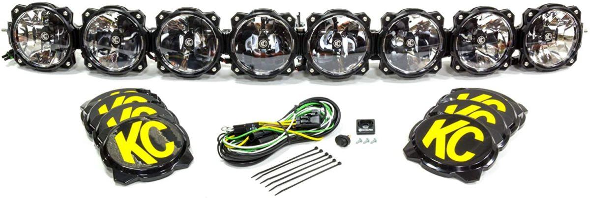 Barra de luz LED KC HiLites Gravity Pro6