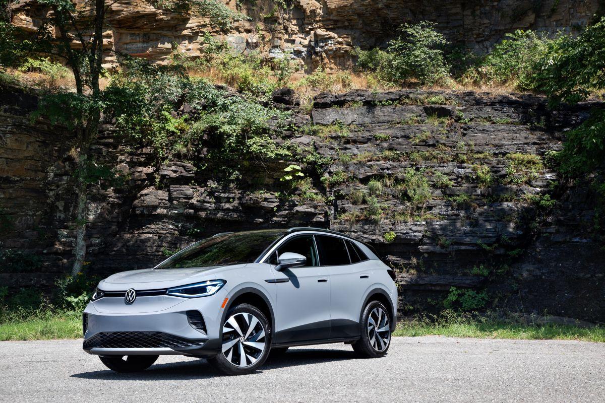 El Volkswagen ID 4 puede alcanzar hasta 201 caballos de fuerza. / Foto: Cortesía de Volkswagen US Media Site.