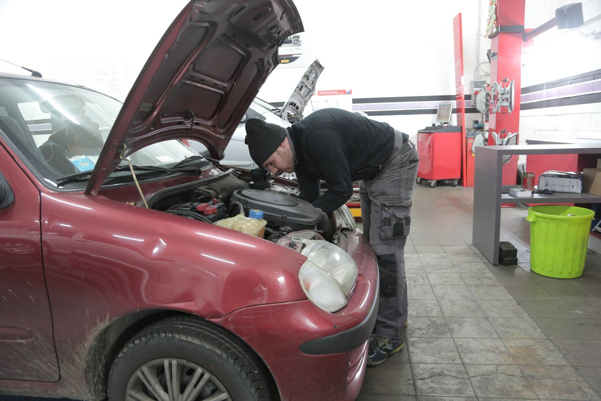 Los inyectores deben estar siempre limpios para que el auto funcione adecuadamente.