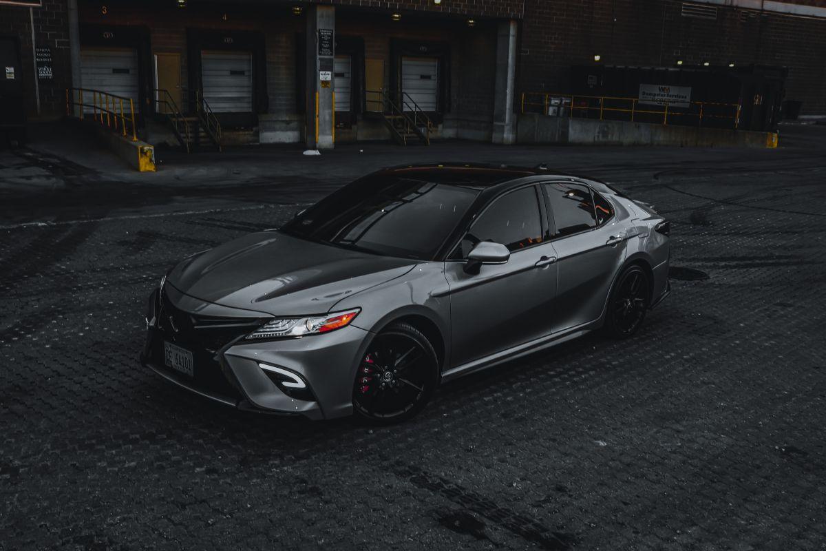 El Toyota Camry es uno de los autos más vendidos en los Estados Unidos.